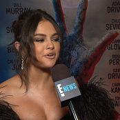 Selena Gomez 2019 06 12 Selena Gomez Bill Murray Gush Over Their Wedding Photos E Red Carpet Award Shows Video 250320 mp4