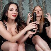 Alexandra Snow Mistress Noel Knight Good Domme Bad Domme JOI Video 071020 mp4