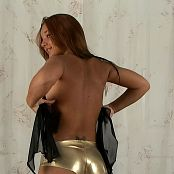 Christina Model CMV081 Gold Shorts AI Enhanced TCRips Video 101020 mkv