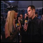 Britney Spears Red Carpet Interview MTV VMA 2002 Video