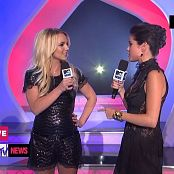 Britney Spears Pre Show Interview MTV VMA 2011 HD 1080P Video 120920 mp4