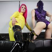 LatexBarbie and Goddess Valora Ruined by Perfect Ass Video 211020 mp4