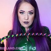 Latex Barbie Puppy Training with a Whip Video 231020 mp4