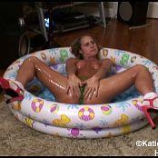 Katies World Payset Video Caramel green thong 03 110620 mp4