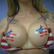 London Lix All American Tits HD Video