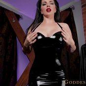 Goddess Alexandra Snow Polish Your Cock While I Polish My Latex Video 011120 mp4