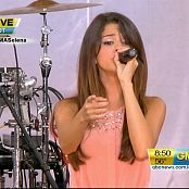 Selena Gomez 2011 06 17 Who Says Good Morning America 2011 06 17 720p HDTV 17 Mbps DD5 1 MPEG2 Video 250320 ts