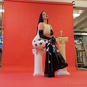 Goddess Alexandra Snow Latex Photoshoot Part 2 1080p Video ts 061120 mkv