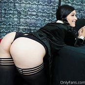 Meg Turney OnlyFans Wednesday Addams Lewd 005