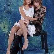 Silver Angels Ichimaru and Kira Cosplay Set 003 061120 097