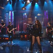 Selena Gomez Slow Down Live Tonight Show 2013 HD Video