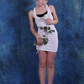Silver Jewels Amelie White Dress Set 001 032