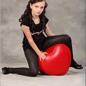 TeenModelingTV Laliko Black Pants 061