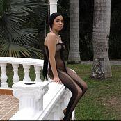 Dulce Garcia Black Bodystocking TCG Bonus Level 2 HD Video 022 121120 mp4