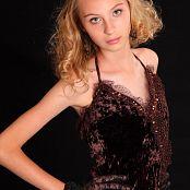 Silver Stars Vella Brown Dress Set 001 001