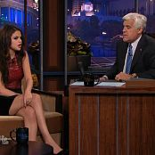 Selena Gomez 2013 07 23 Selena Gomez Interview The Tonight Show With Jay Leno 1080i HDTV DD5 1 MPEG2 TrollHD Video 250320 ts