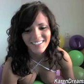 Karendreams 10/25/2009 Camshow Video