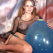 Kitty Kat Fishnet Balloon Slut Video 221120 wmv
