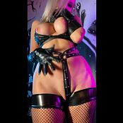 Darshelle Stevens OnlyFans Liquid Leather HD Video