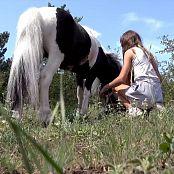 PilGrimGirl Walk With Pony Video 002 231120 mp4