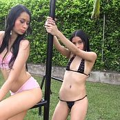 Ximena Gomez & Emily Reyes Group 24 TCG HD Video 024