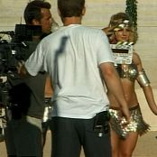 Britney Spears Pepsi Gladiator Commercial BTS AI Enhanced HD Video