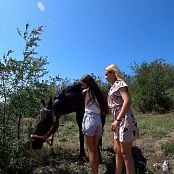 PilGrimGirl Walk With Pony Video 004 041220 mp4