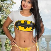 Thaliana Bermudez Bat Girl TCG Set 019 059