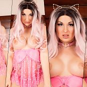 XXXCollections Wallpapers Pack Part 121 041220 Bailey Jay Pink Lingerie 1080p Wallpaper