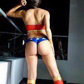 Britney Mazo OnlyFans Wonder Woman Picture Set