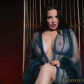 Goddess Alexandra Snow Birthday Elegance HD Video