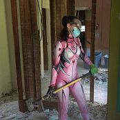 Lucid Lavender SPECIAL Lucy House Tour Demolition Video 051220 mp4