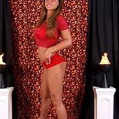 Christina Model CMV041 Red Hot Outfit AI Enhanced TCRips Video 111220 mkv