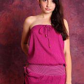 Silver Stars Taira Purple Dress Set 001 040