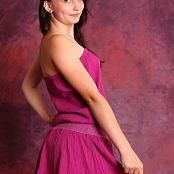 Silver Stars Taira Purple Dress Set 001 047