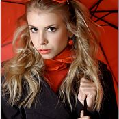 TeenModelingTV Masha Black Coat Picture Set