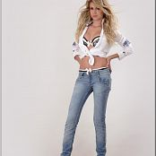 TeenModelingTV Masha Skinny Denim Picture Set