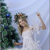 TeenModelingTV Masha Winter Wonderland Set 001 095