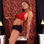 Christina Model CMV041 Red Sparkling Shirt AI Enhanced TCRips Video 111220 mkv