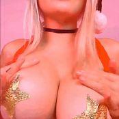 Jessica Nigri OnlyFans Santa Slingkini Video 001 231220 mp4