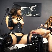AstroDomina & Janira Wolfe Scary Ladies Part 4 HD Video