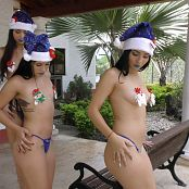 Clarina Ospina Kim Martinez and Ximena Gomez Merry Christmas TCG 4K UHD Video 025 241220 mp4