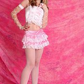 Silver Stars Tina Pink Dress Set 001 007