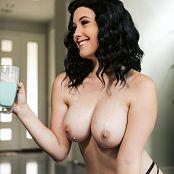 Meg Turney OnlyFans Blue Milk Tits 007