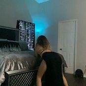 Kalee Carroll Black Dress Dance Tease HD Video 426 130121 mp4