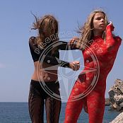 PilGrimGirl Red and Black 4K UHD Video 140121 mp4