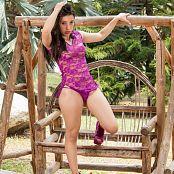 Natalia Marin Purple Babydoll TCG Set 024 tcg natalia 024 44