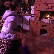PilGrimGirl Evening at a Fire Video 210121 mp4