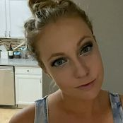 Kalee Carroll Video Chat Saying Hi HD Video 435 140121 mp4