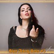 Goddess Alexandra Snow Slave Alchemy Stage Three Fire Video 030221 mp4